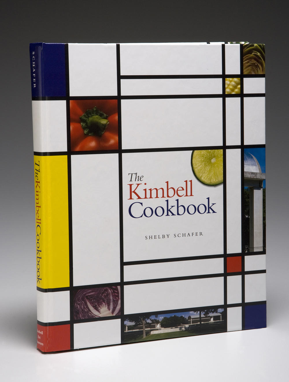Kimbell Art Museum Cookbook by Shelby Schafer