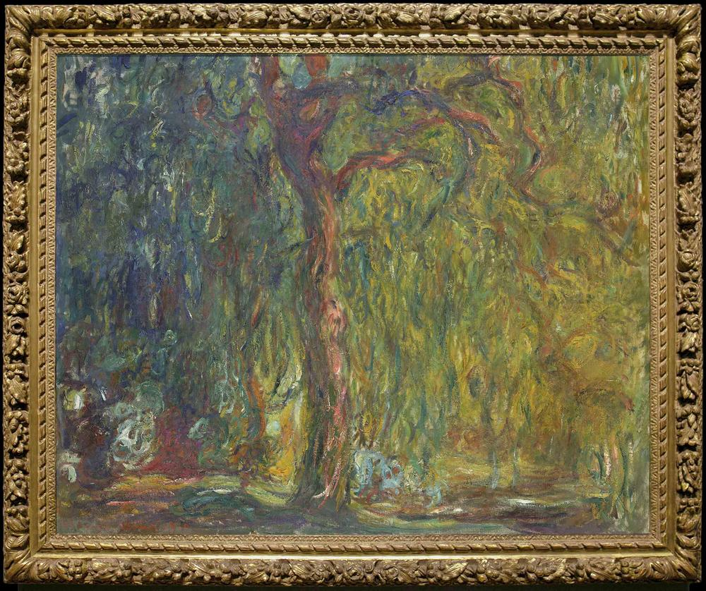 Image: Weeping Willow Frame