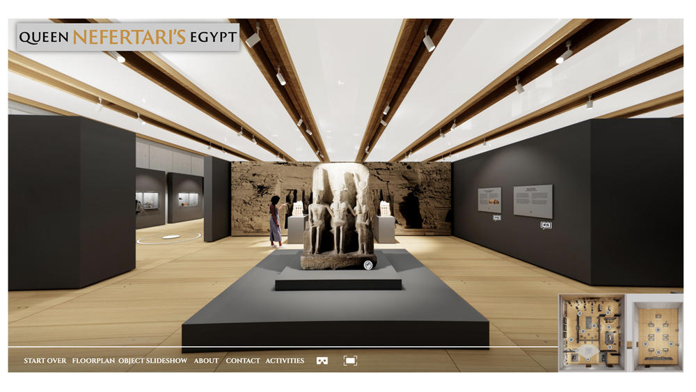 Nefertari Virtual Tour