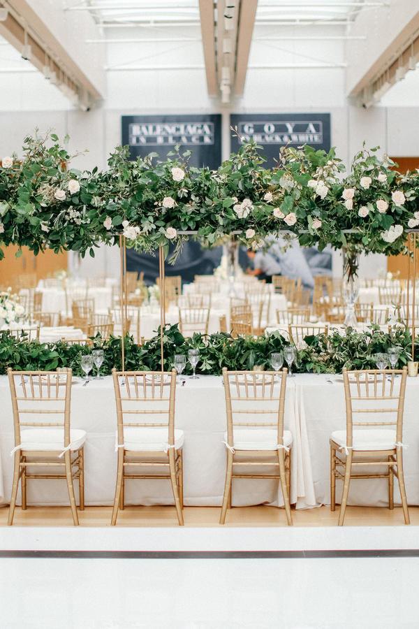 Rentals for wedding receptions