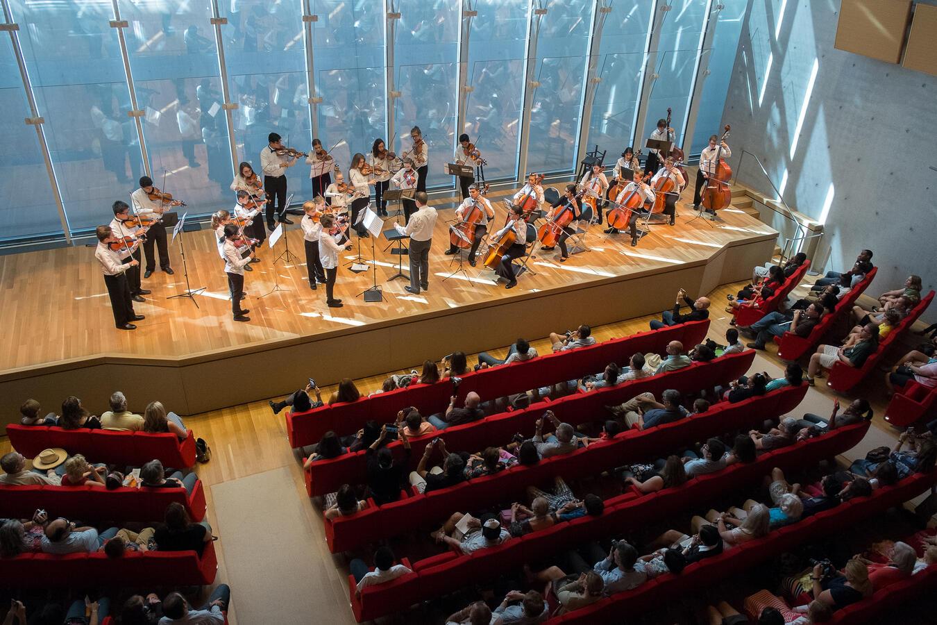 Piano Auditorium Rental