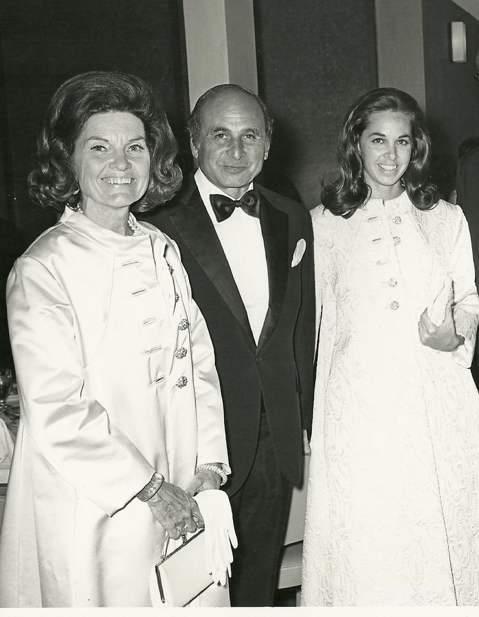 Lucile, Ted and Gwen Weiner, 1969. Courtesy of the Palm Springs Art Museum, Paul Propesil photographer