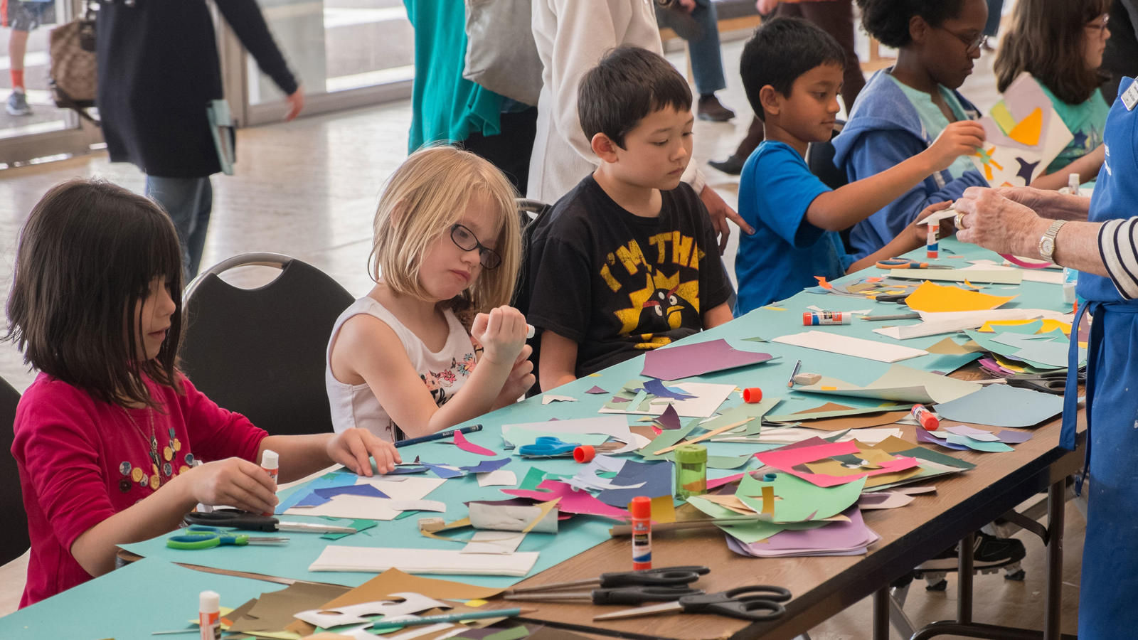 Inclusive Programming at the Kimbell Art Museum