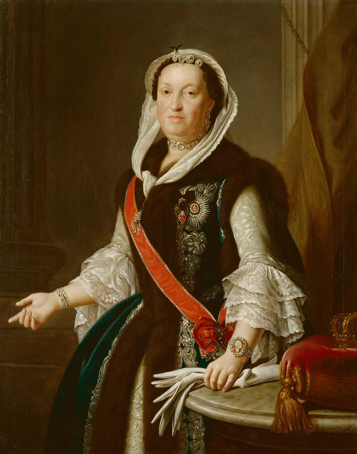 "Rotari and workshop, ""Maria Josepha, consort of King August III of Poland"""
