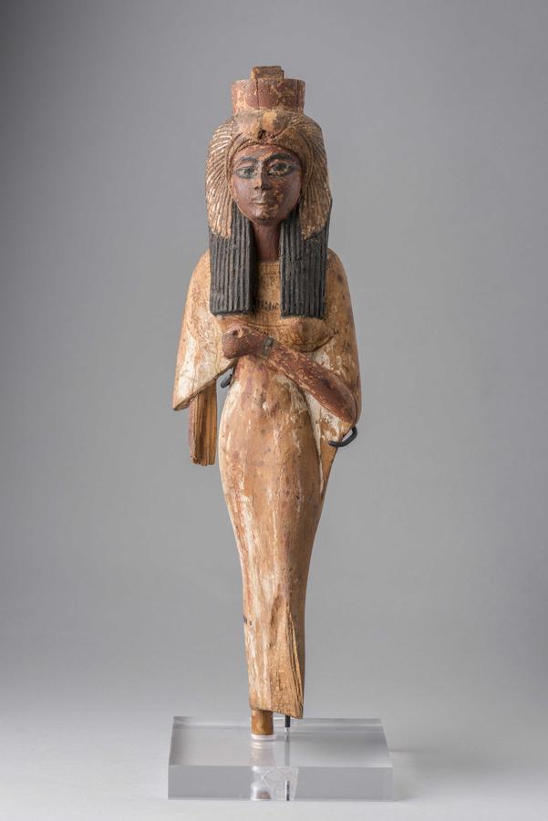 Statuette of Ahmose-Nefertari