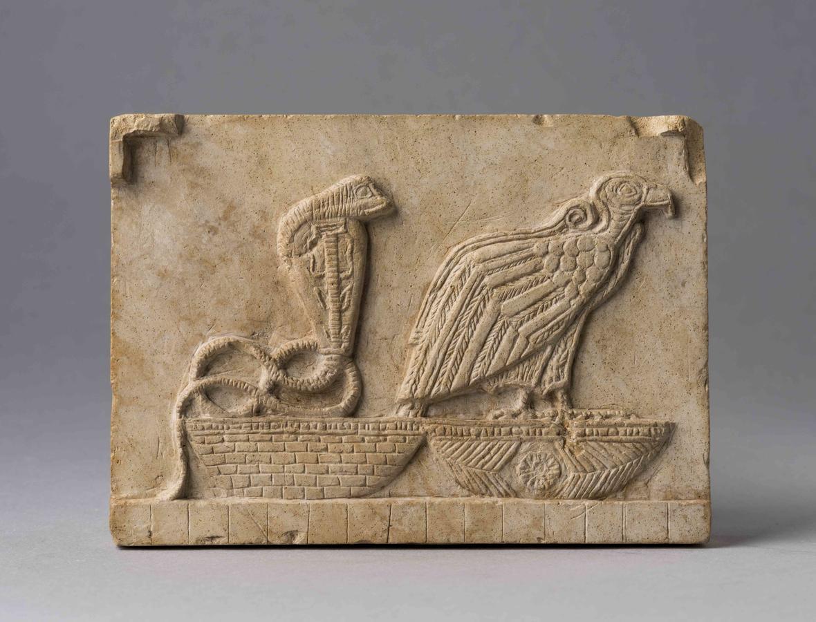 Sculptor's Model of Nekhbet and Wadjet