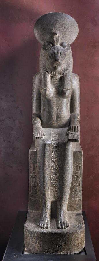 Statue of the Goddess Sekhmet