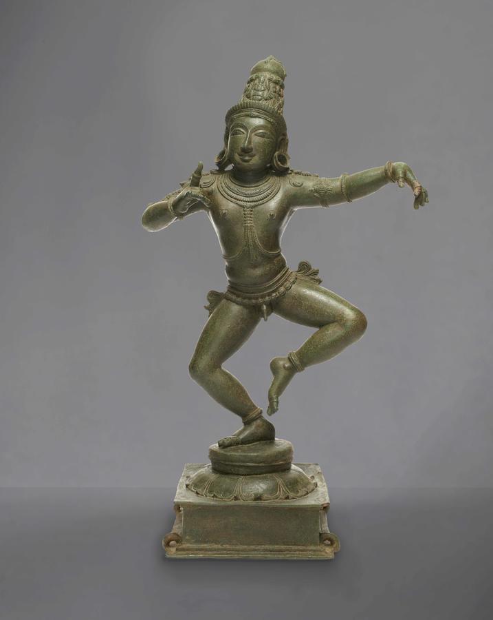 Tamil Nadu Saint Sambandar (Dancing Shaivite Saint)