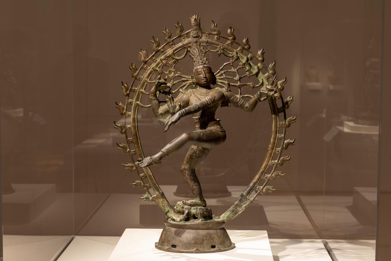 Shiva Nataraja (Shiva as Lord of the Dance)