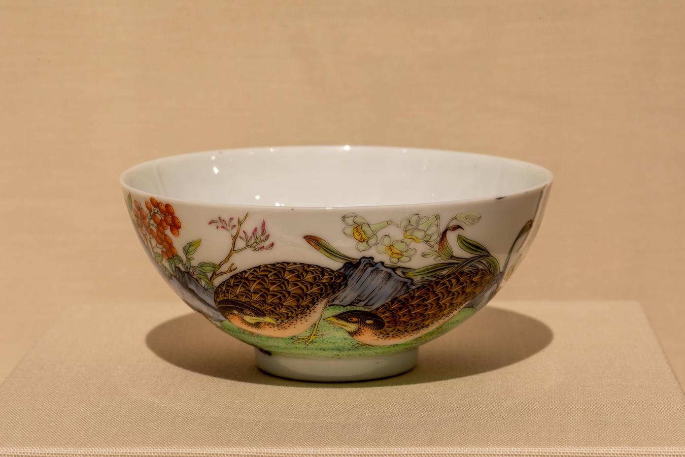 Bowl, China, Jiangxi Province