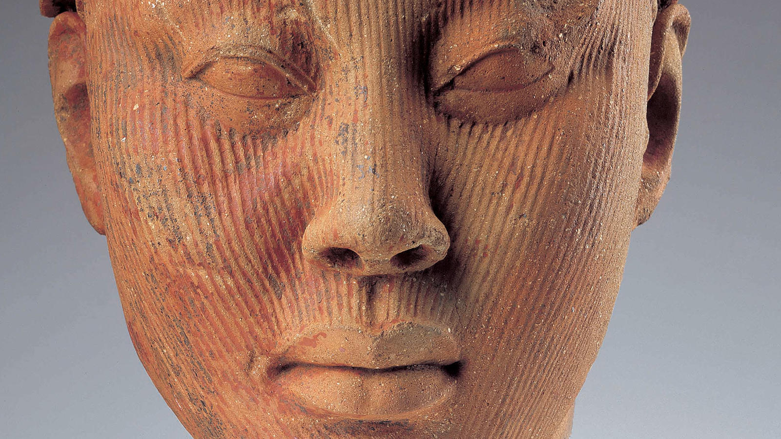 African, Ife Culture,  Head, possibly a King