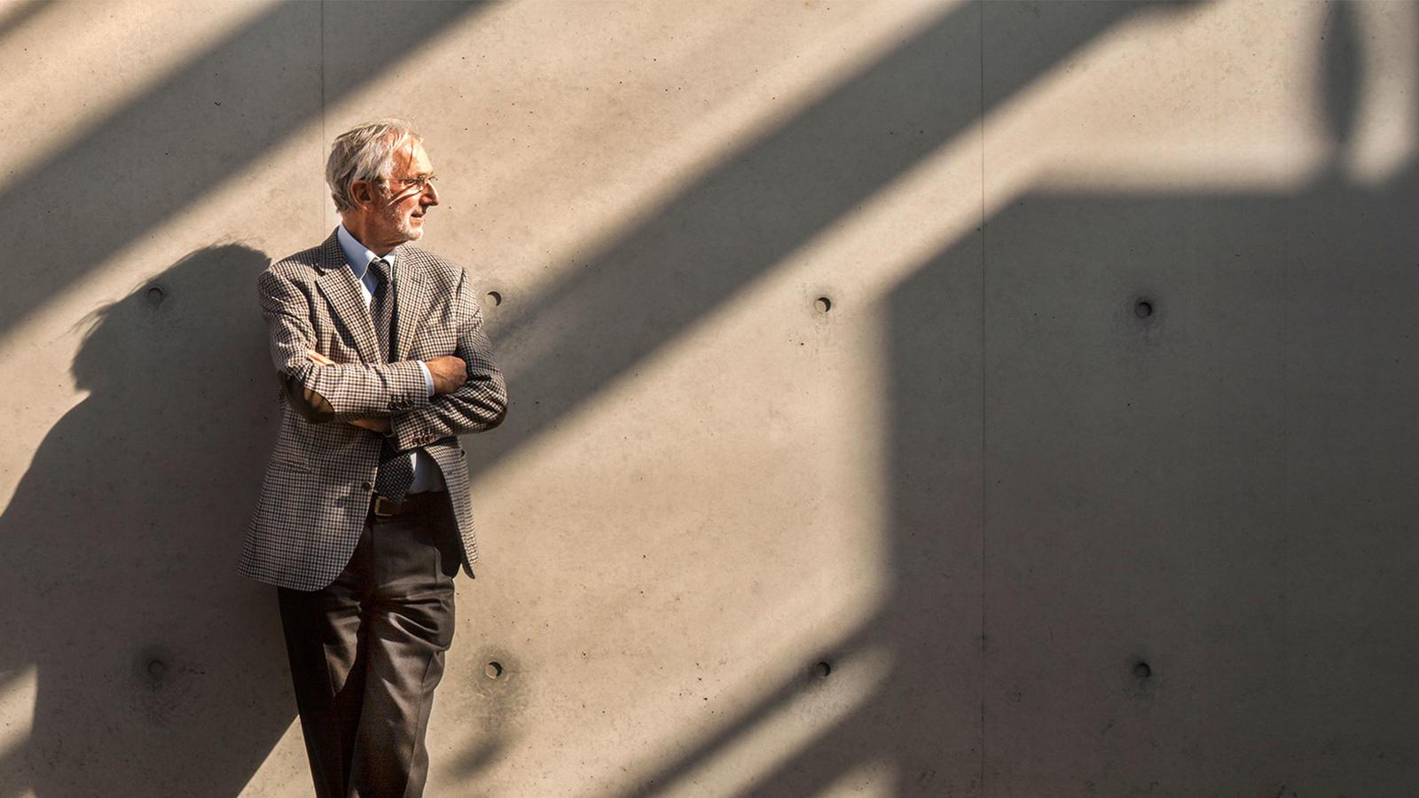 Renzo Piano Biography Kimbell Art Museum