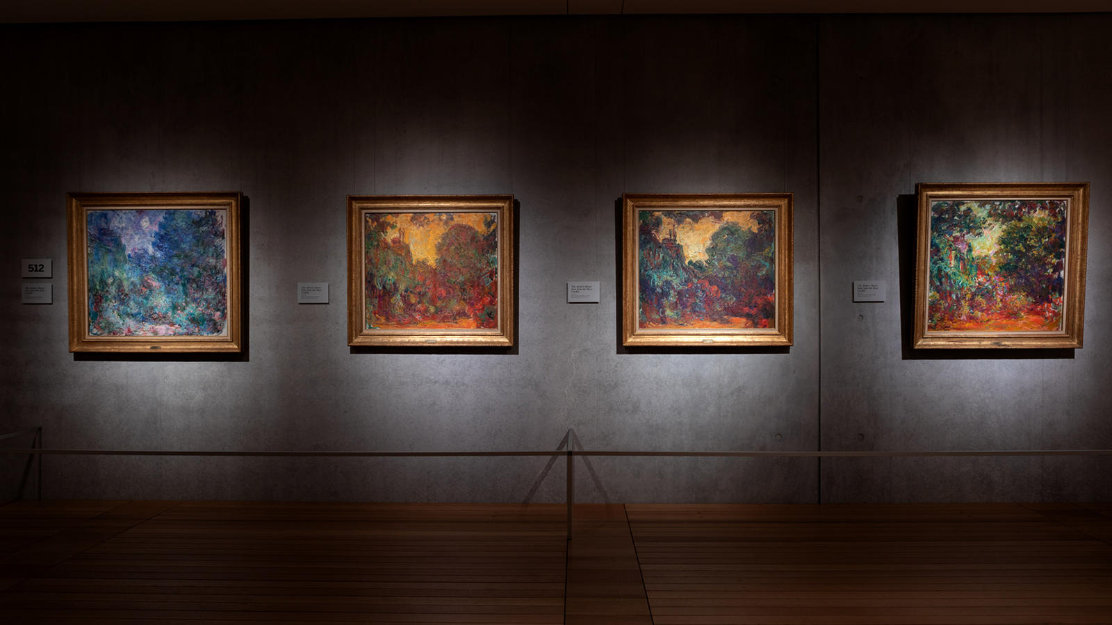 Header: Monet Gallery