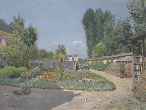 The Kitchen Garden (Le Potager)