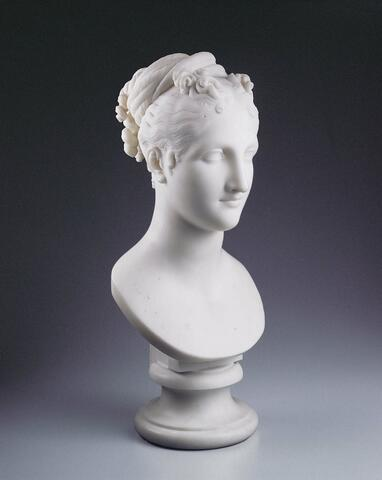 Ideal Head of a Woman