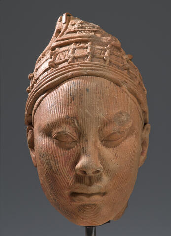 Head, possibly a King