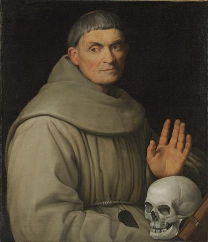 Portrait of a Franciscan Friar