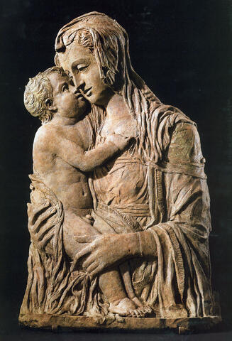 Virgin and Child (The Borromeo Madonna)