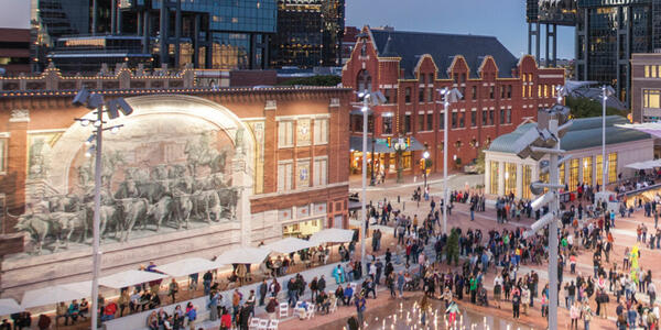 Fort Worth's Sundance Square