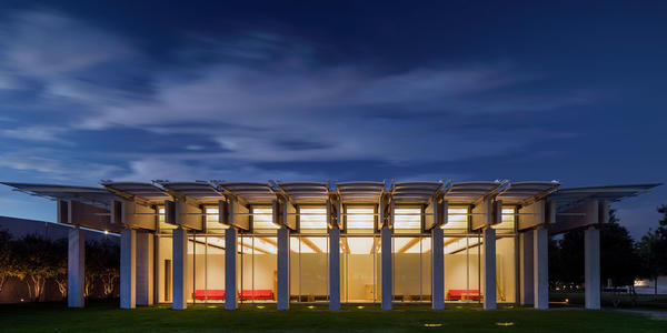 Renzo Piano Biography Kimbell Art Museum