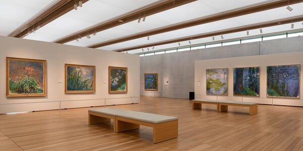 Header: Monet Installation