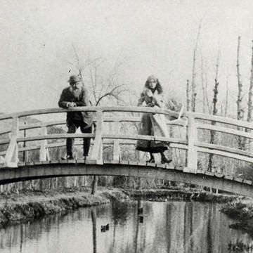 Header: Film Claude Monet in Giverny, Alice's House