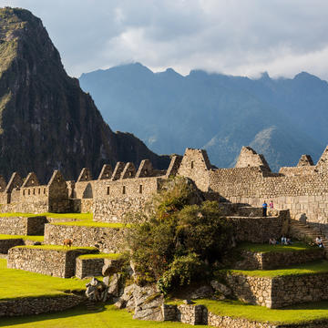 Headed: Machu Picchu