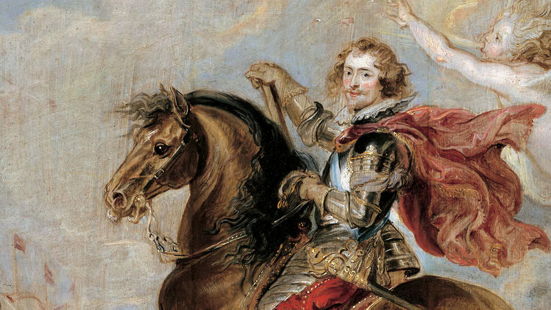 Peter Paul Rubens' Equestrian Portrait of the Duke of Buckingham